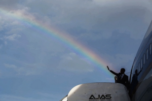 Obama in Jamaica
