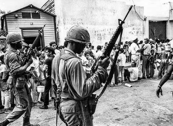 Dominican-Crisis