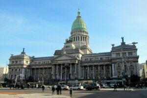 Palacio del Congreso de la Nación Argentina / Photo By: Wally Gobetz